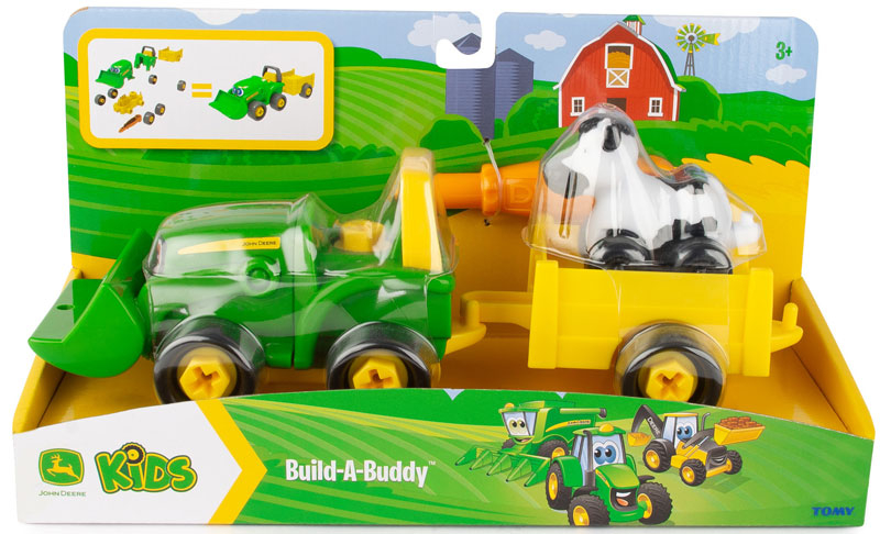 Wholesalers of John Deere Build A Buddy Bonnie toys