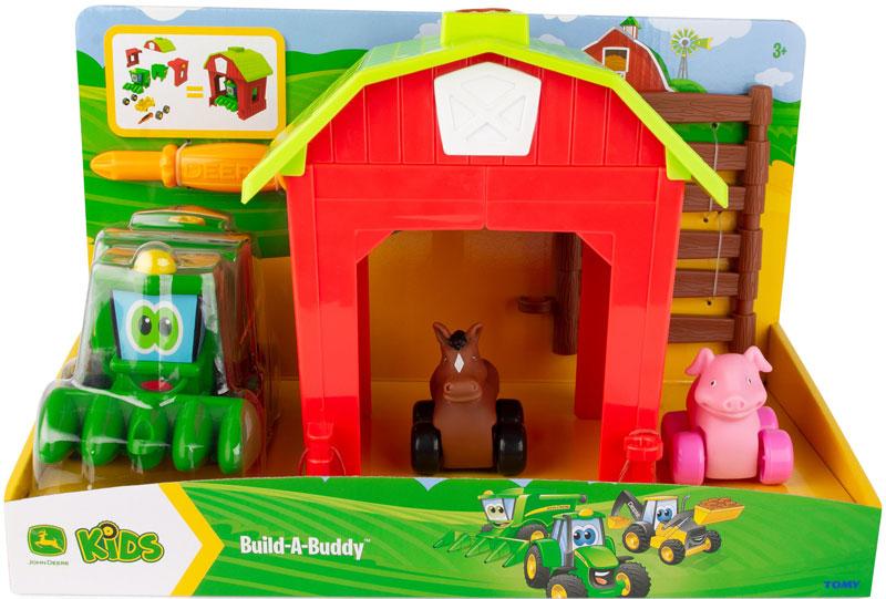 Wholesalers of John Deere Build A Buddy Corey toys