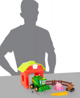 Wholesalers of John Deere Build A Buddy Corey toys image 3