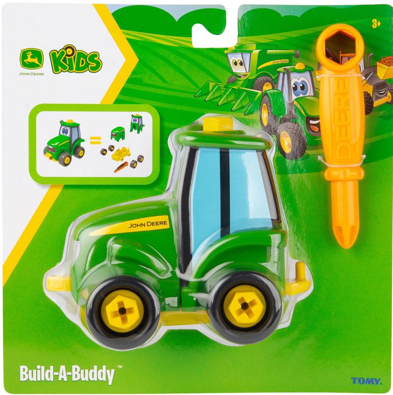 Wholesalers of John Deere Build A Buddy Johnny toys