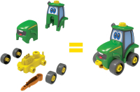 Wholesalers of John Deere Build A Buddy Johnny toys image 2
