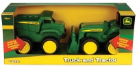 Wholesalers of John Deere Dump Truck And Tractor toys Tmb