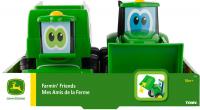 Wholesalers of John Deere Farmin Friends - Johnny And Corey Combine toys image