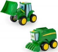Wholesalers of John Deere Farmin Friends - Johnny And Corey Combine toys image 2