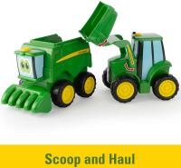 Wholesalers of John Deere Farmin Friends - Johnny And Corey Combine toys image 3