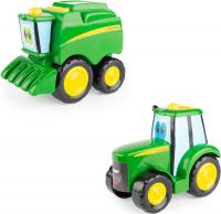 Wholesalers of John Deere Johnny And Corey Lights N Sounds Asst toys image 2