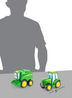 Wholesalers of John Deere Johnny And Corey Lights N Sounds Asst toys image 4