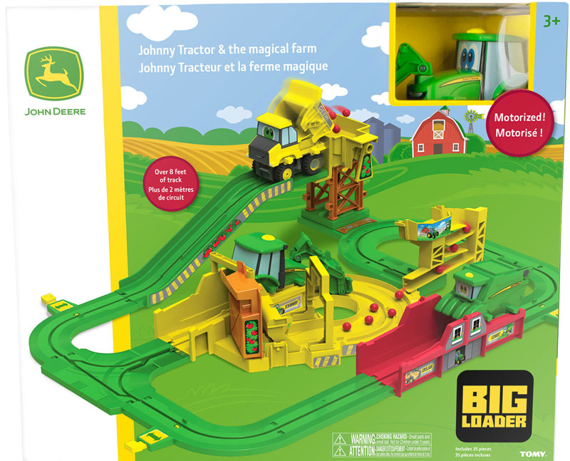 Wholesalers of John Deere Johnny Tractor Big Loader toys