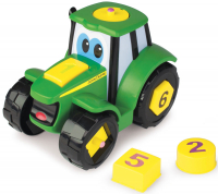 Wholesalers of John Deere Johnny Tractor Learn And Pop toys image 2