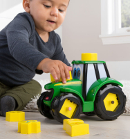 Wholesalers of John Deere Johnny Tractor Learn And Pop toys image 3