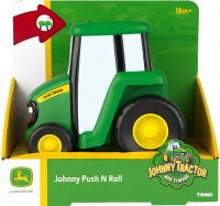 Wholesalers of John Deere Push And Roll Johnny Tractor toys image