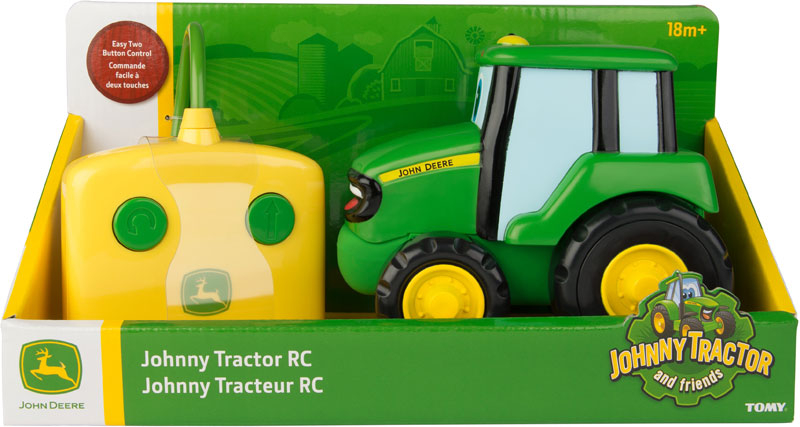 Wholesalers of John Deere Remote Controlled Johnny Tractor toys