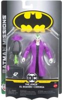Wholesalers of Joker 6 Inch Figure toys image
