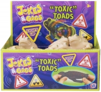 Wholesalers of Jokes And Gags Ligh Tup Toxic Toads toys image 2