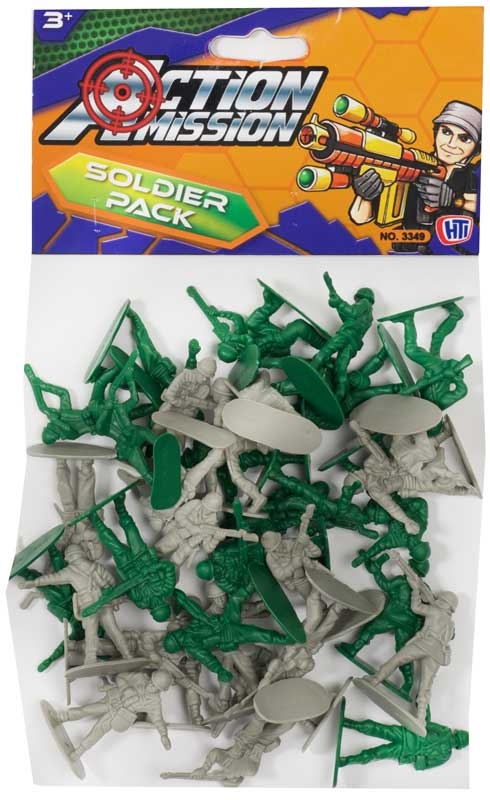 Wholesalers of Jumbo Soldier Pack toys