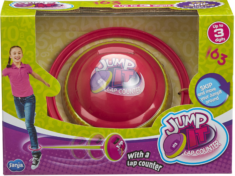 Wholesalers of Jump It Lap Counter toys