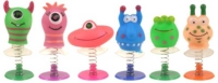 Wholesalers of Jump Ups Monsters 4-5cm 6 Asst Colours toys image