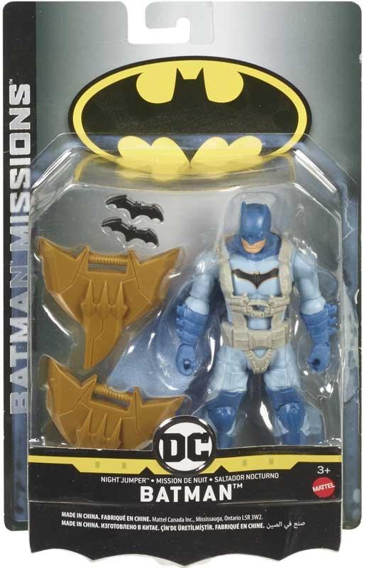 Wholesalers of Jumper Batman 6 Inch Figure toys