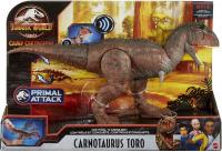 Wholesalers of Jurassic World Animation Carnotaurus toys image