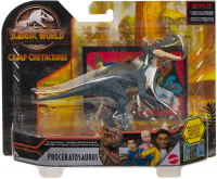 Wholesalers of Jurassic World Attack Pack Asst toys image