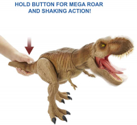 Wholesalers of Jurassic World Epic Roar Tyrannosaurus Rex toys image 3