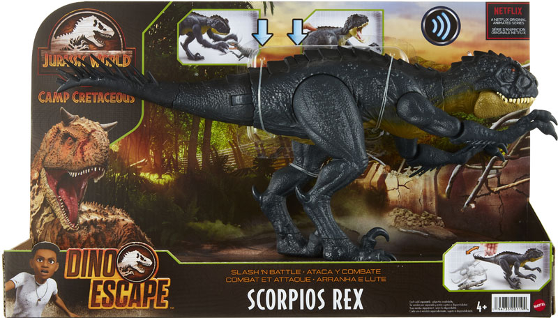 Wholesalers of Jurassic World Slash N Battle Stinger Dino toys