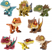 Wholesalers of Jurassic World Snap Squad Attitudes Assortment toys image 3