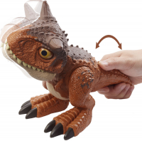 Wholesalers of Jurassic World Wild Chompin Carnotaurus Toro toys image 4
