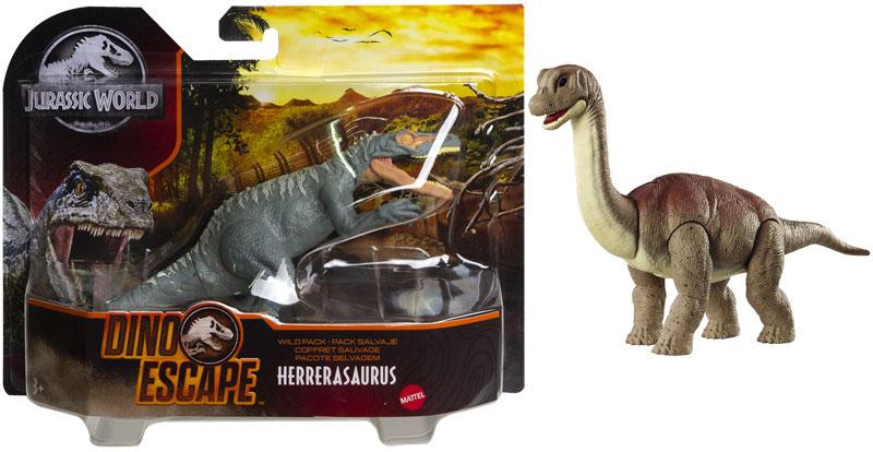 Wholesalers of Jurassic World Wild Pack Asst toys