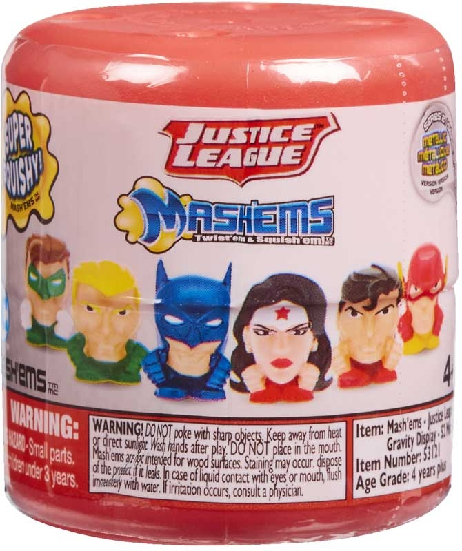 Wholesalers of Justice League Mashems toys