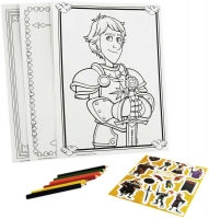 Wholesalers of Justin Colouring Set toys image