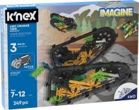 Wholesalers of Knex - Imagine 4wd Crusher Tank Buildingset toys image