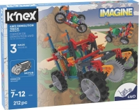 Wholesalers of Knex - Imagine 4wd Demolition Truck Building Set toys image