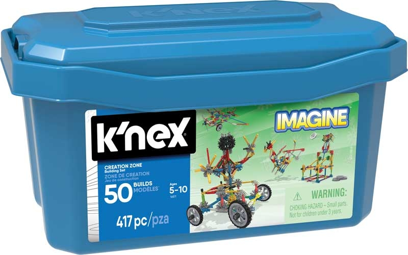 Wholesalers of Knex - Imagine Creation Zone Building Set toys