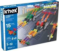 Wholesalers of Knex - Imagine Power & Go Racers Building Set toys image