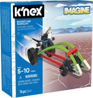 Wholesalers of Knex - Imagine Starter Vehicle Assortment toys image