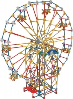 Wholesalers of Knex - Thrill Rides 3-in-1 Classic Amusement Park Building  toys image 3