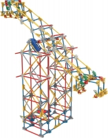 Wholesalers of Knex - Thrill Rides 3-in-1 Classic Amusement Park Building  toys image 4