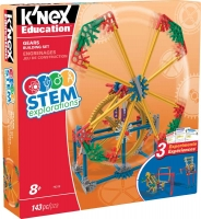 Wholesalers of Knex Education Stem Explorations Gears Building Set toys image