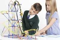 Wholesalers of Knex Education Stem Explorations Roller Coaster Building Se toys image 5