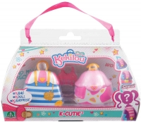 Wholesalers of Kekilou K-cutie Double Mini Bag 6 Asst toys image