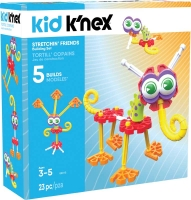 Wholesalers of Kid Knex Stretchin Friends Building Set toys image