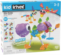 Wholesalers of Kid Knex Dino Dudes Building Set toys image