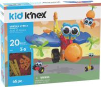 Wholesalers of Kid Knex Wings & Wheels Building Set toys Tmb