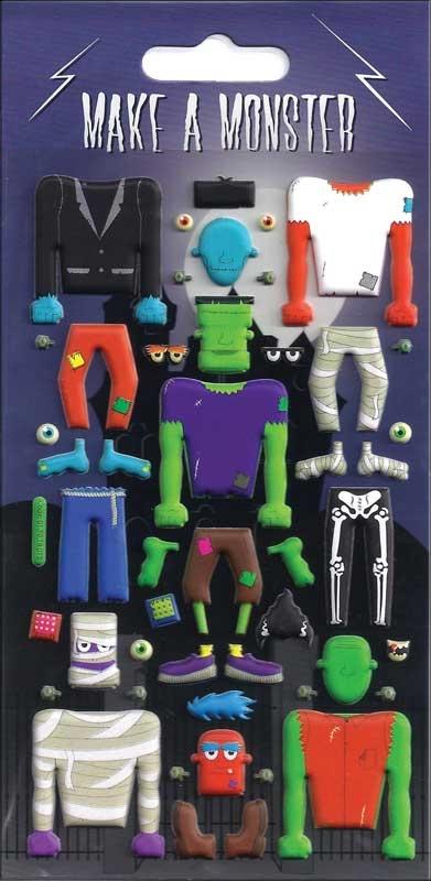 Wholesalers of Kidscraft Make A Monster toys