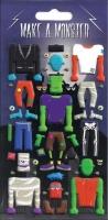 Wholesalers of Kidscraft Make A Monster toys image