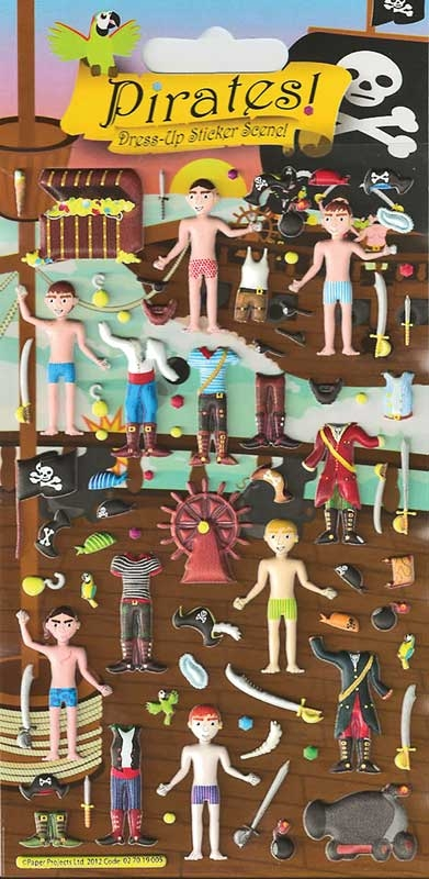Wholesalers of Kidscraft Pirates Dress Up toys