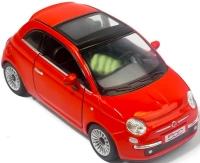 Wholesalers of Kinsmart Fiat 500 - 2007 - 5 Inch toys image