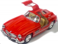 Wholesalers of Kinsmart Merc Benz Sls 5 Inch toys image