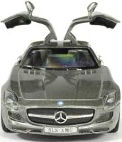 Wholesalers of Kinsmart Mercedes Benz Sls Amg 5 Inch toys image